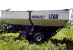 Зерновой бункер - накопитель