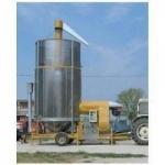 Зерносушилка мобильная для зерна Mecmar STR 13/119 T