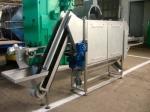 Машина для очистки лука от кожуры сжатым воздухом V-EDP51.5